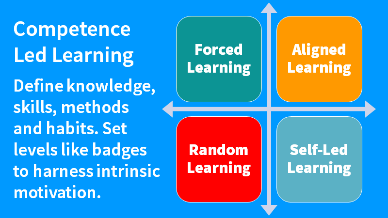 Diagram about learning strategies and motivation.